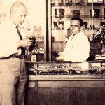 Paul Voigt, Gründer von Brillen Voigt, im Jahre 1937