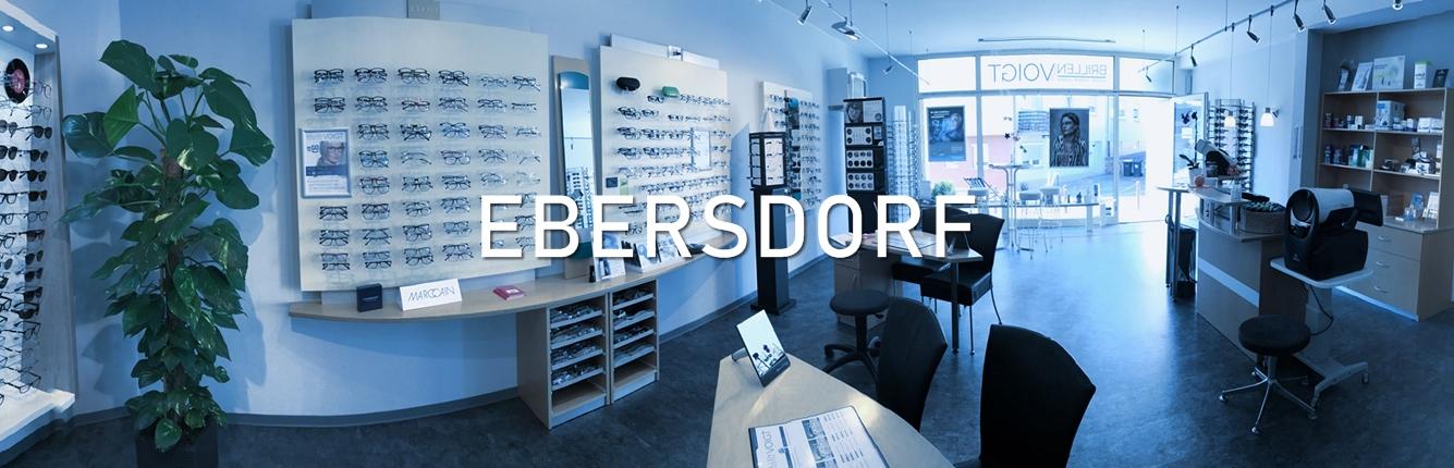Brillen Voigt-Filiale in der Canterstraße in Ebersdorf